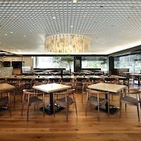 ガーデンレストラン オールデイダイニング/ザ ランドマークスクエア トーキョー