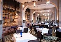 メインダイニング バイ ザ ハウス オブ パシフィック/オリエンタルホテル