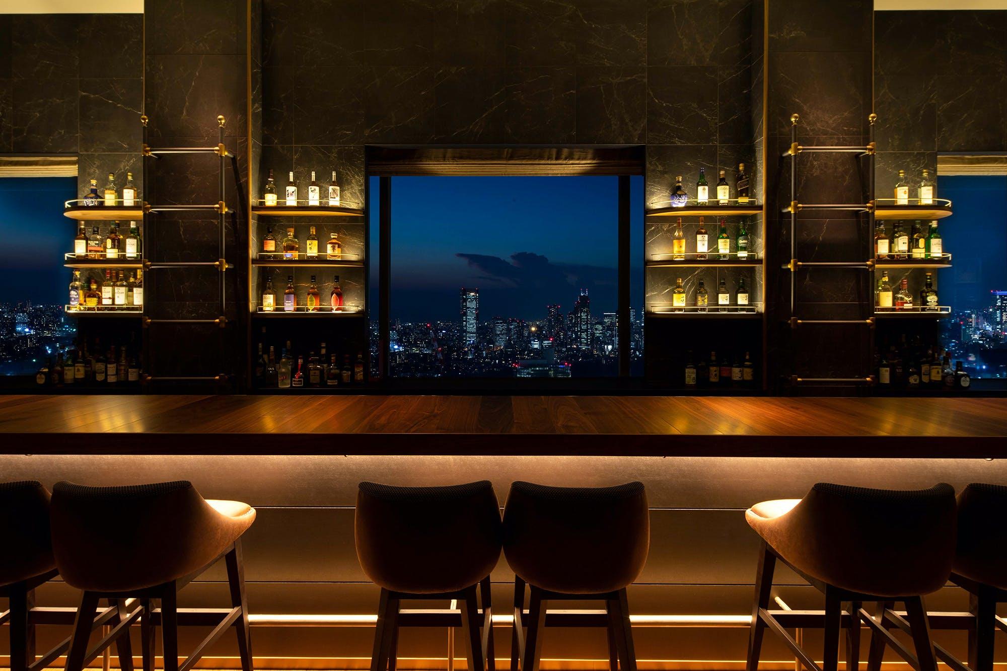 タワーズバー「ベロビスト」/セルリアンタワー東急ホテル(40階)