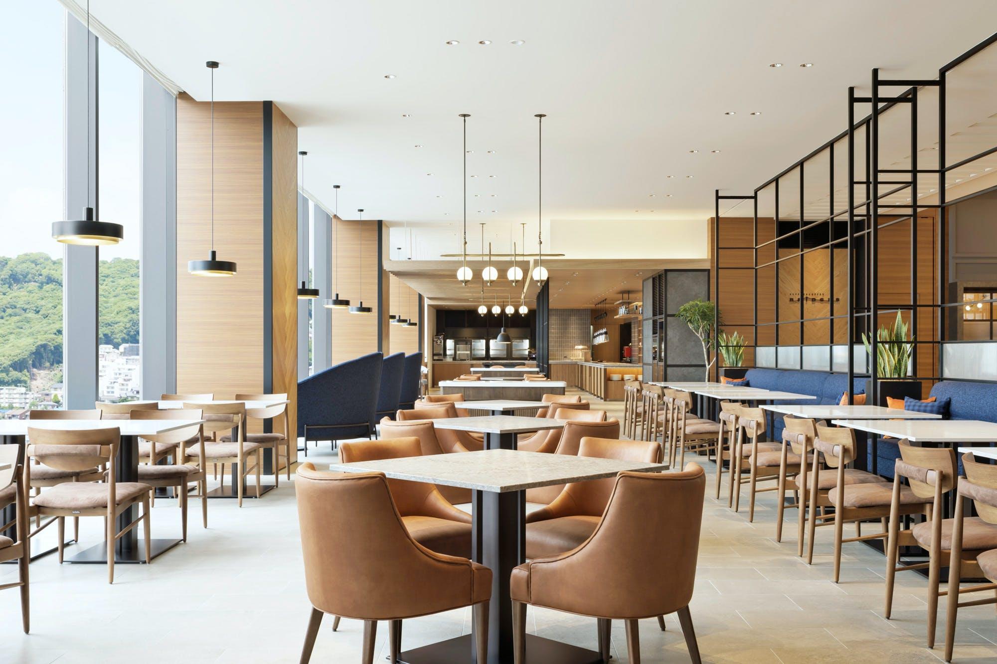 ブッフェレストラン ブリッジ/シェラトングランドホテル広島