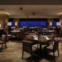 レストラングリルテーブル ウィズ スカイバー/ホテル クラウンパレス 神戸17階