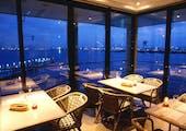 海鮮ビストロ「ピア21」/ヨコハマ グランド インターコンチネンタル ホテル(ぷかりさん橋2F)