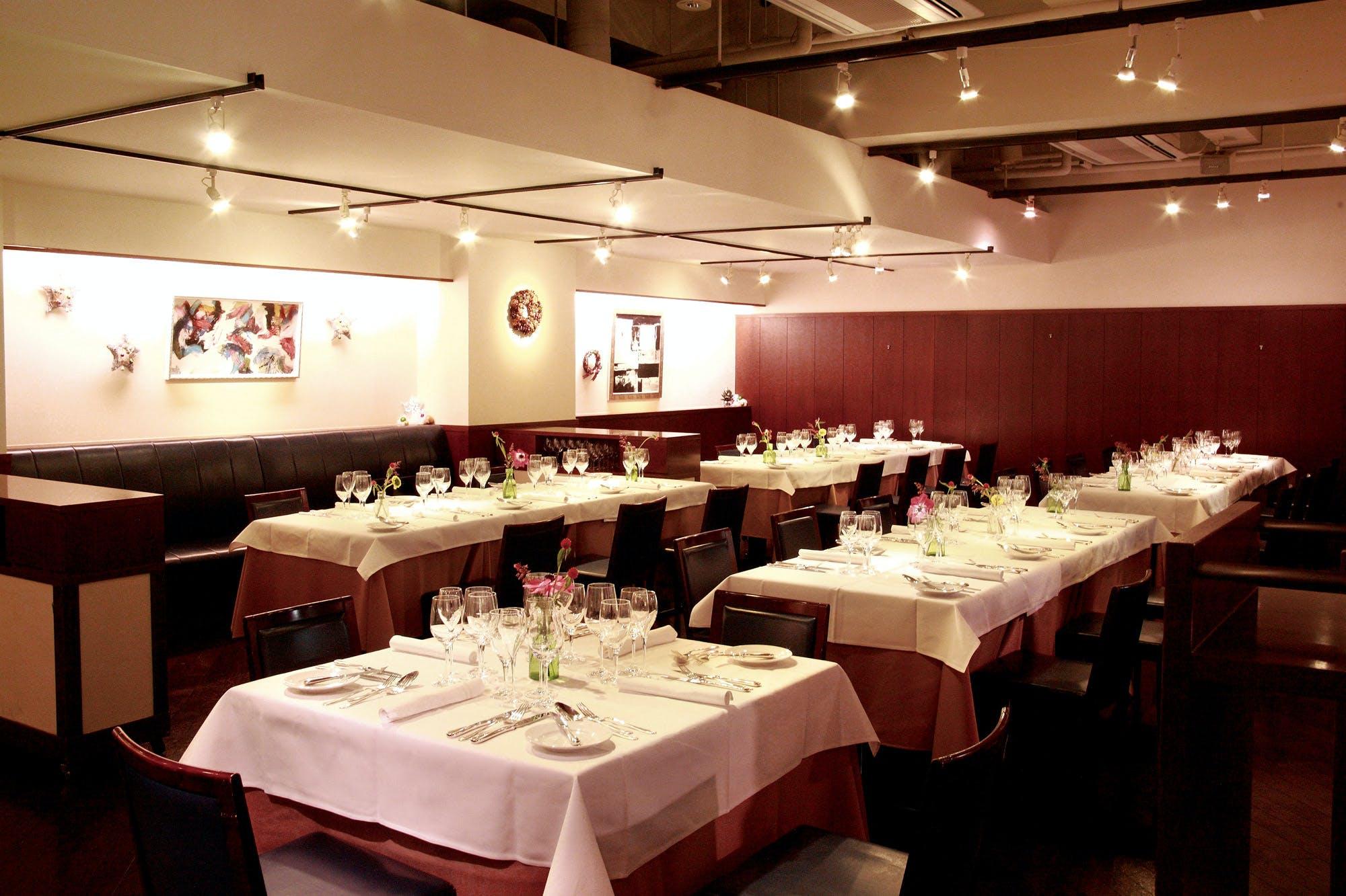 神田末広町 イタリアンレストラン ラレンツァ
