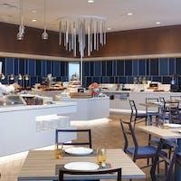 カフェレストラン パルテール/パレスホテル大宮