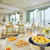 レストラン&バンケット パラッツオ/ロイヤルパークホテル