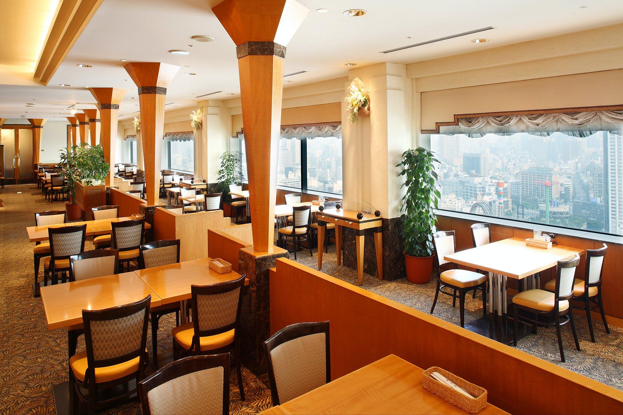 シビック スカイレストラン椿山荘