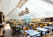 Guest Lounge Atrium/東京ステーションホテル