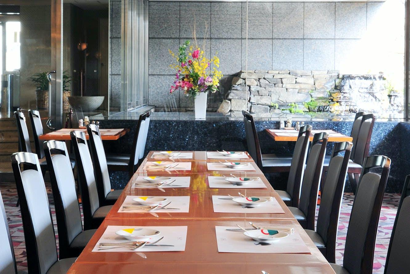 レストラン フローラ/ホテルセントノーム京都