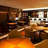 Cafe & Bar 結庵/ホテル雅叙園東京