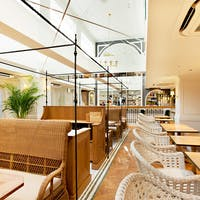 Cafe & Dining COLONIALGARDEN/コロニアルガーデン