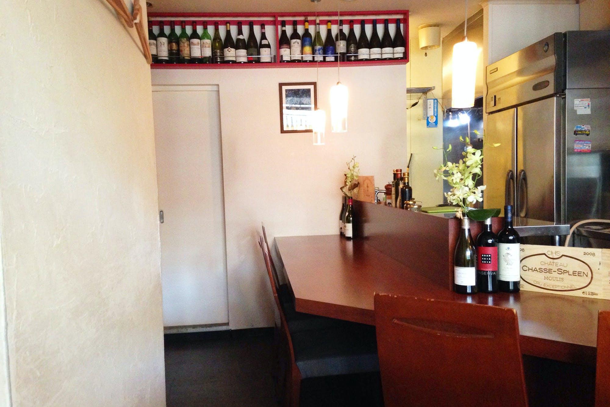 Academic Wine Bar ワインのばか