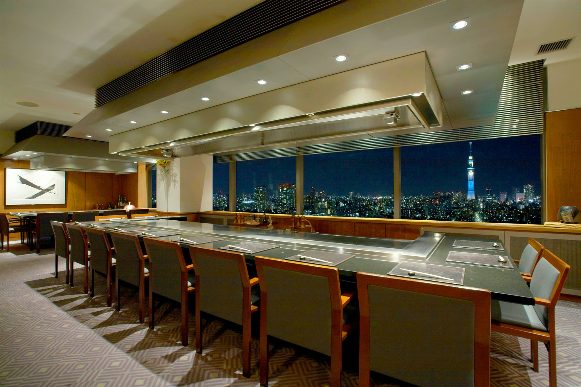鉄板焼 木場/ホテル イースト21東京 ~オークラホテルズ&リゾーツ~
