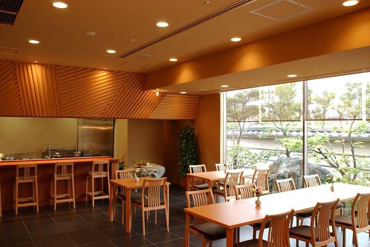 日本料理 夕桐/リーガロイヤルホテル新居浜