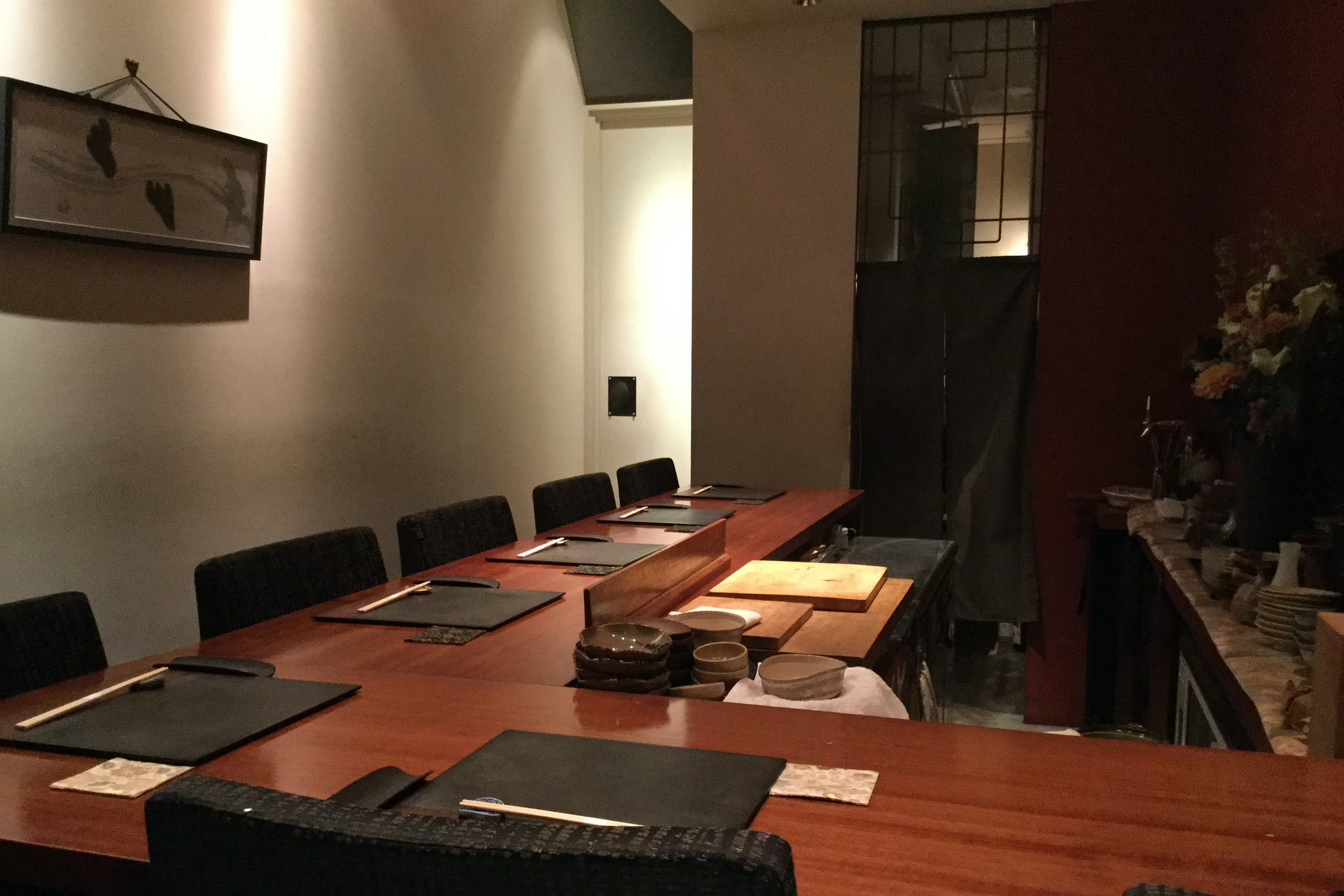 日本料理TAKEMOTO