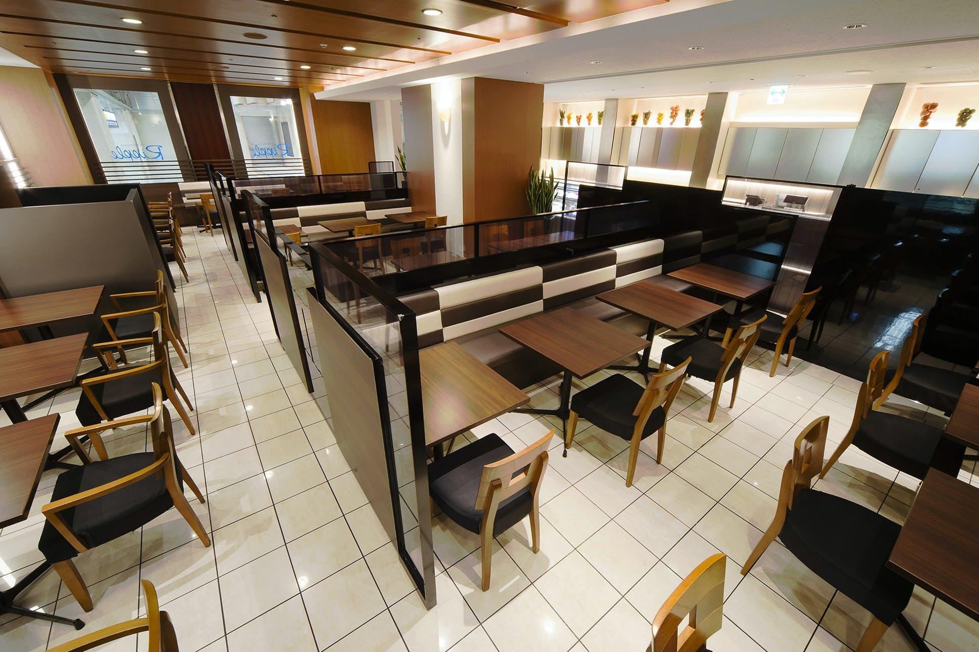カフェレストラン リップル/ホテルグランヴィア大阪