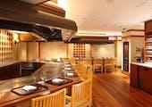 鉄板焼 堂島/ANAクラウンプラザホテル大阪