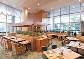 カフェ・イン・ザ・パーク/ANAクラウンプラザホテル富山