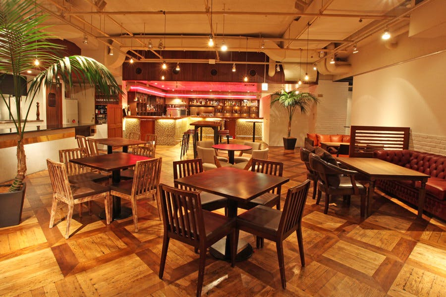 Restaurant・Bar・CAY
