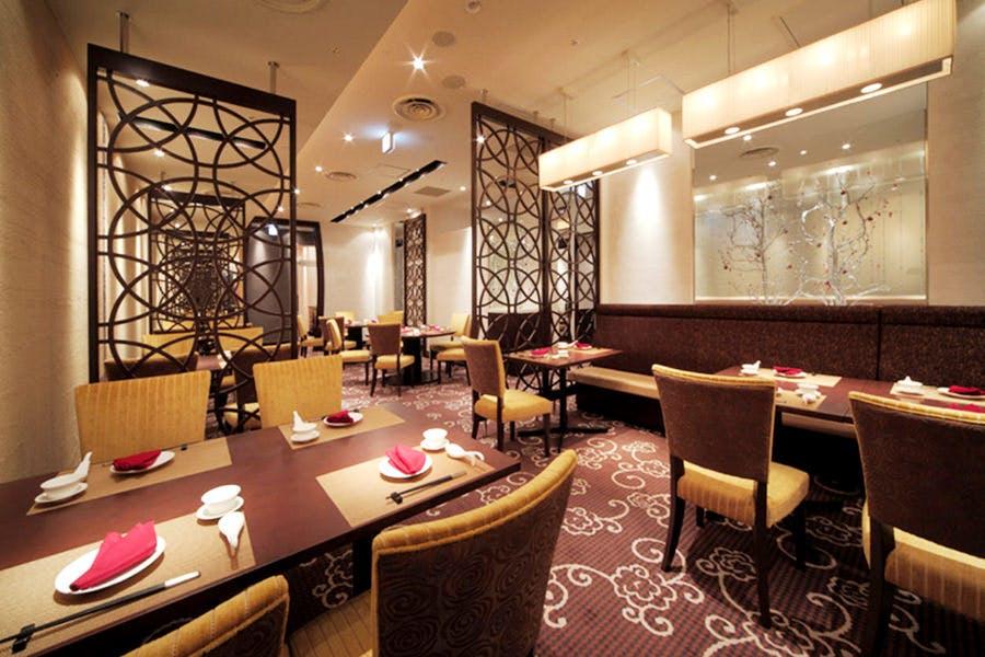 中国料理 桃李 ホテルメトロポリタン仙台