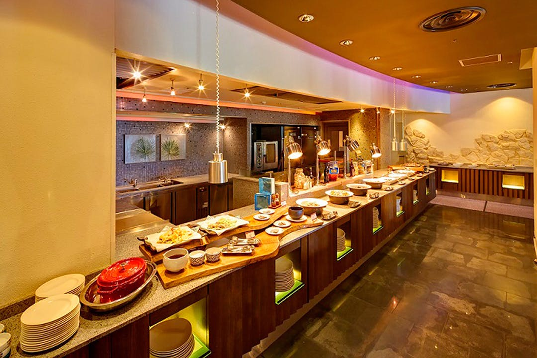 SunCoast Cafe/ANAインターコンチネンタル石垣リゾート