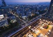 スカイビアレストラン/ANAクラウンプラザホテル広島