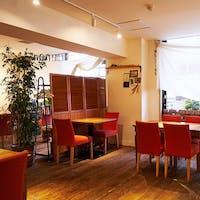 MASTERPIECE -Organic Cafe & Bar-