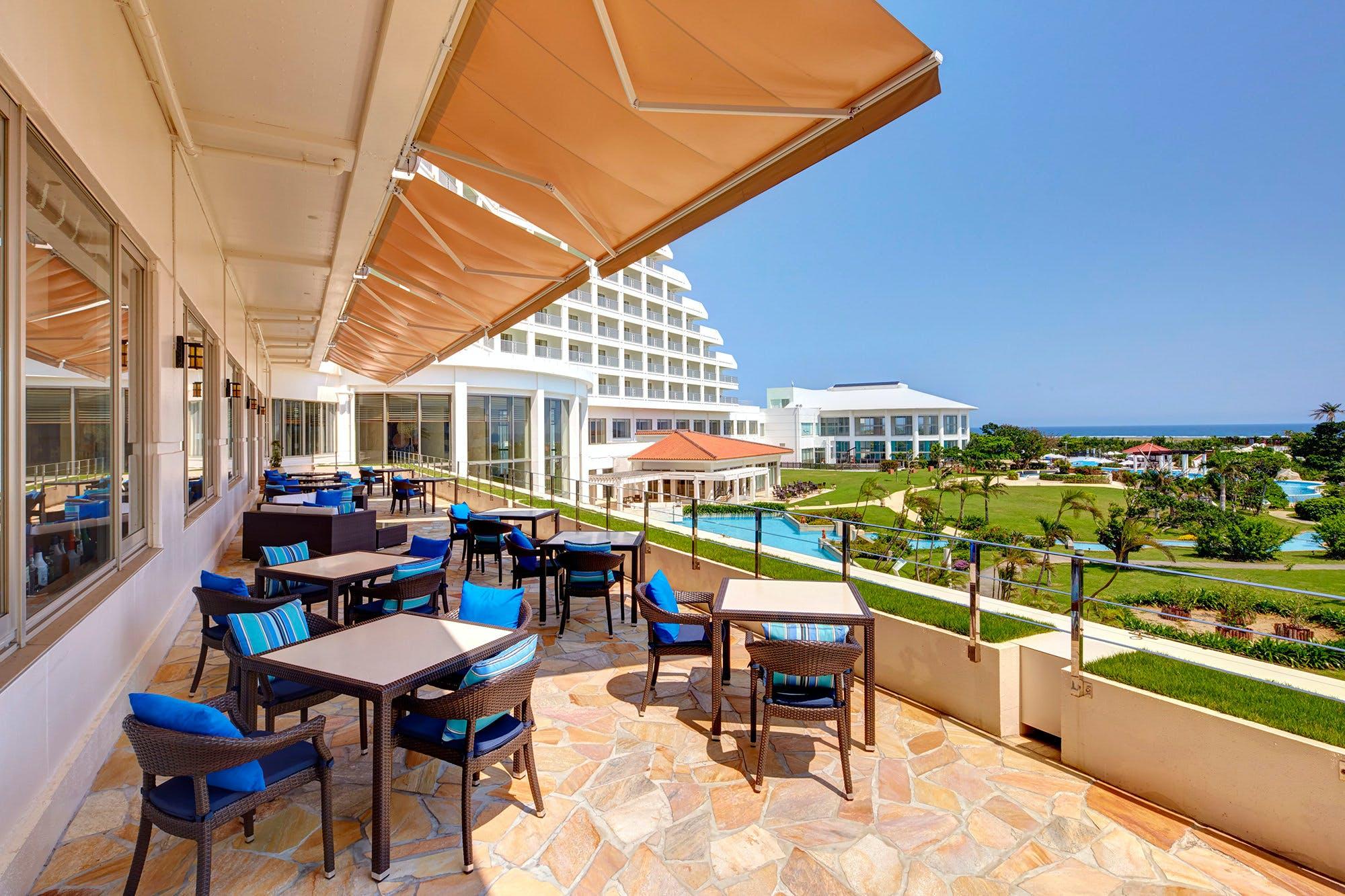 Tropics Lounge & Bar/ANAインターコンチネンタル石垣リゾート