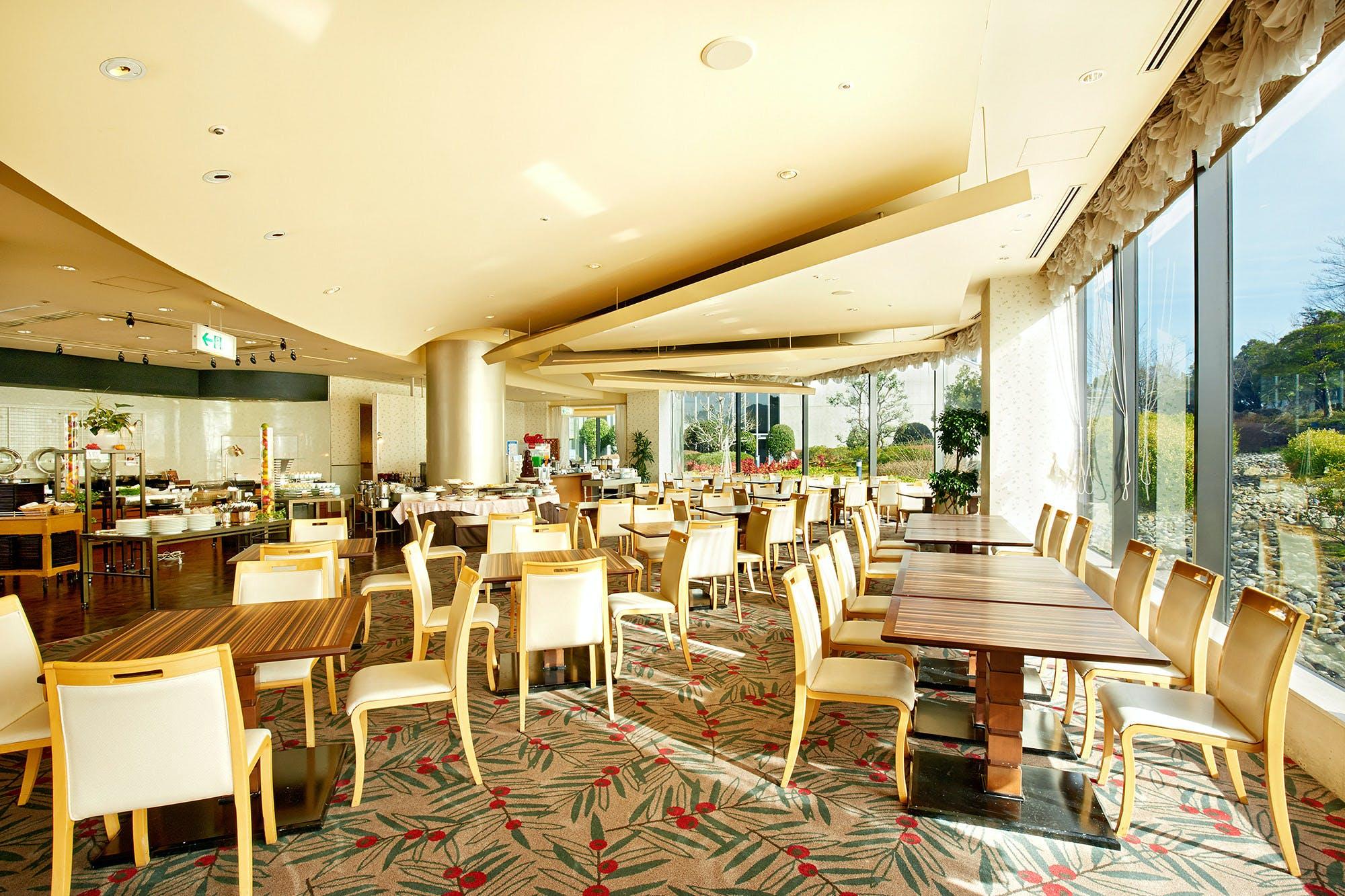 コンチネンタルレストラン フィレンツェ/都ホテル 岐阜長良川