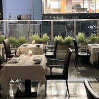 銀座 レストラン オザミ