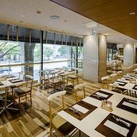 カフェレストラン セリーナ/ホテル日航福岡