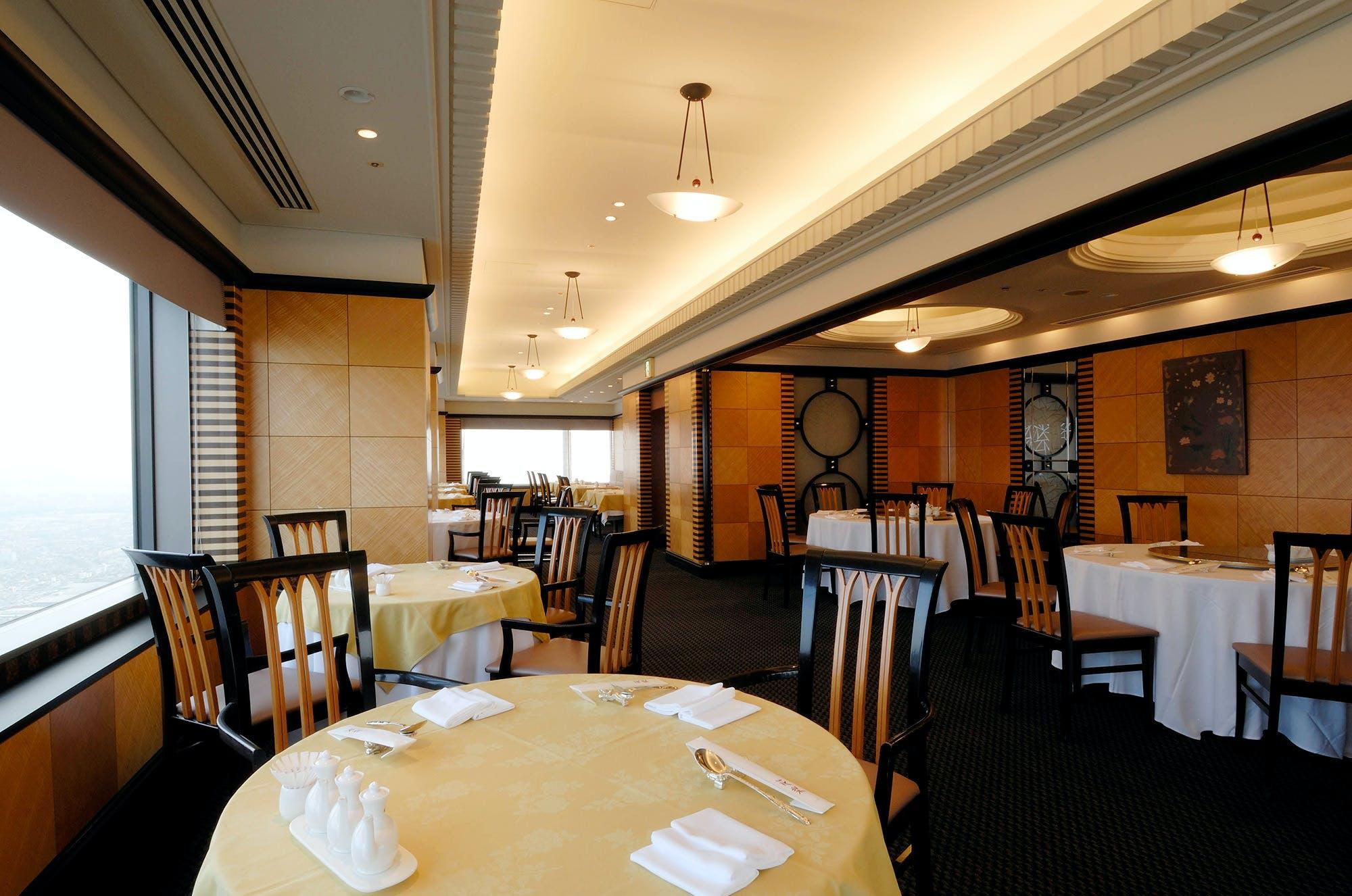 中国料理 星龍/スターゲイトホテル関西エアポート 53F