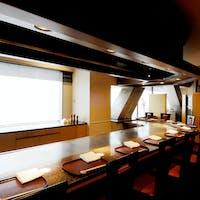 鉄板焼 りんくう/スターゲイトホテル関西エアポート 52F