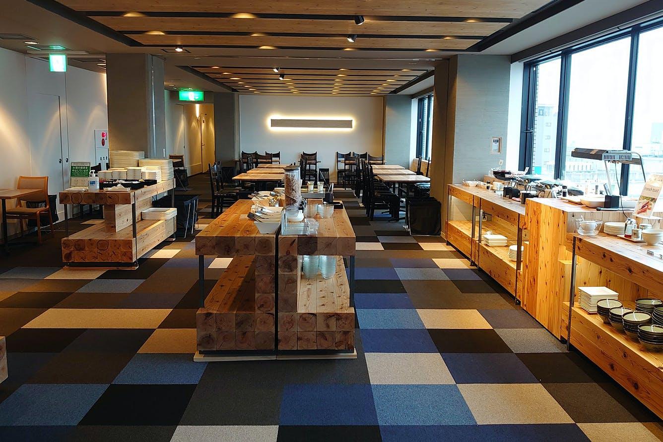 レストラン オーク/立川グランドホテル