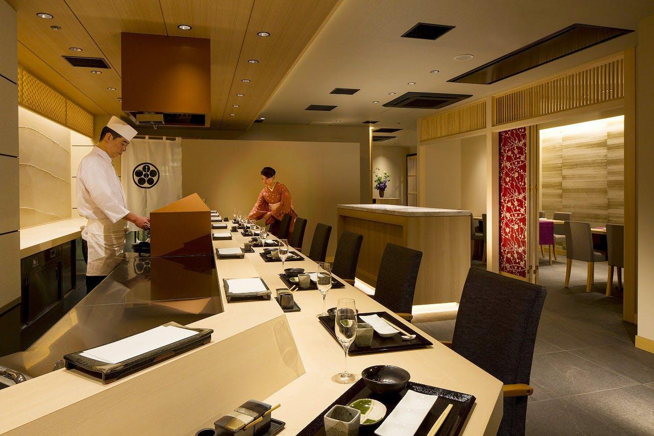 天ぷら・しゃぶしゃぶ・会席 中津川/ベストウェスタン レンブラントホテル 東京町田