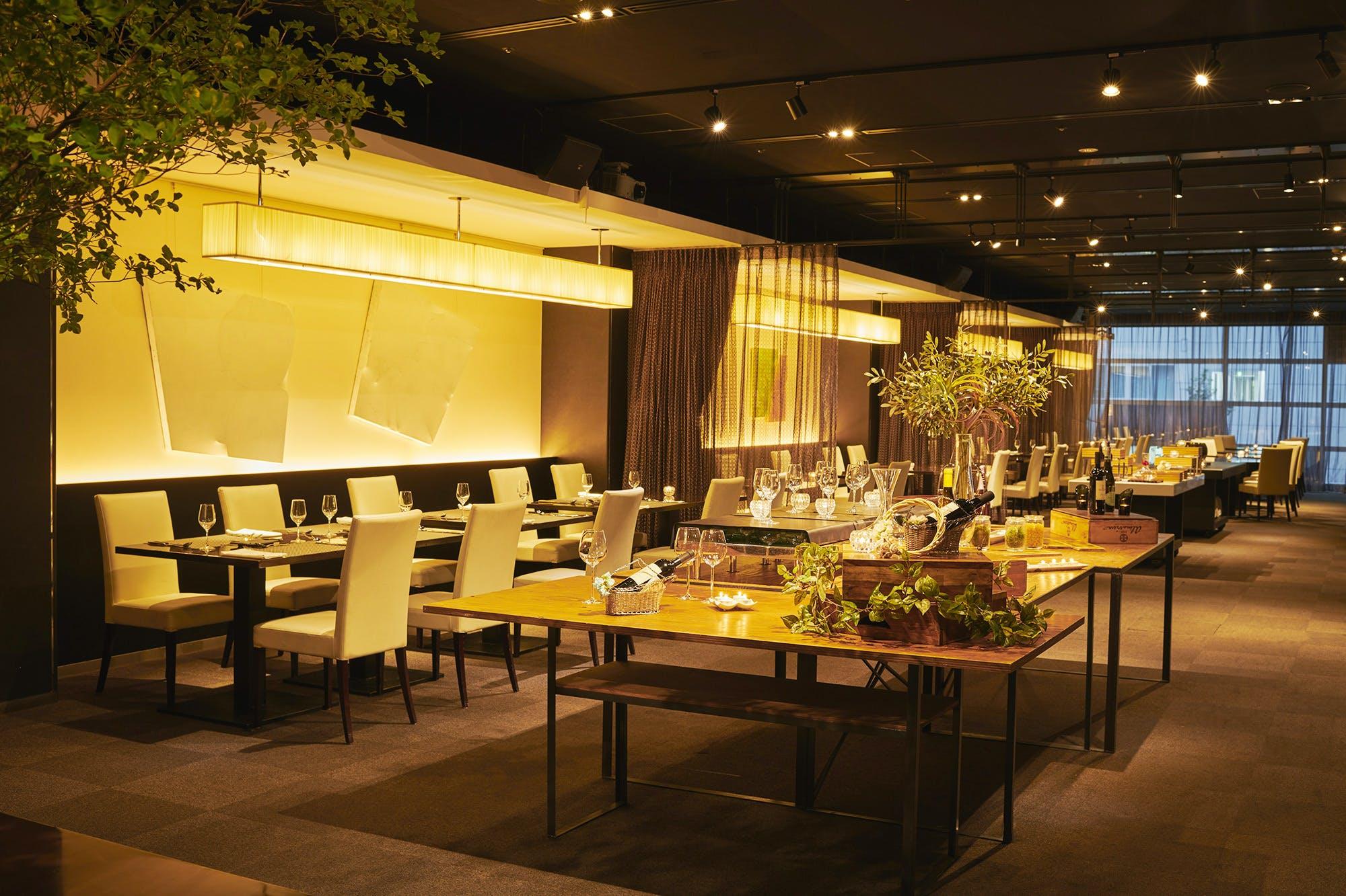 restaurant hache/クロスホテル札幌