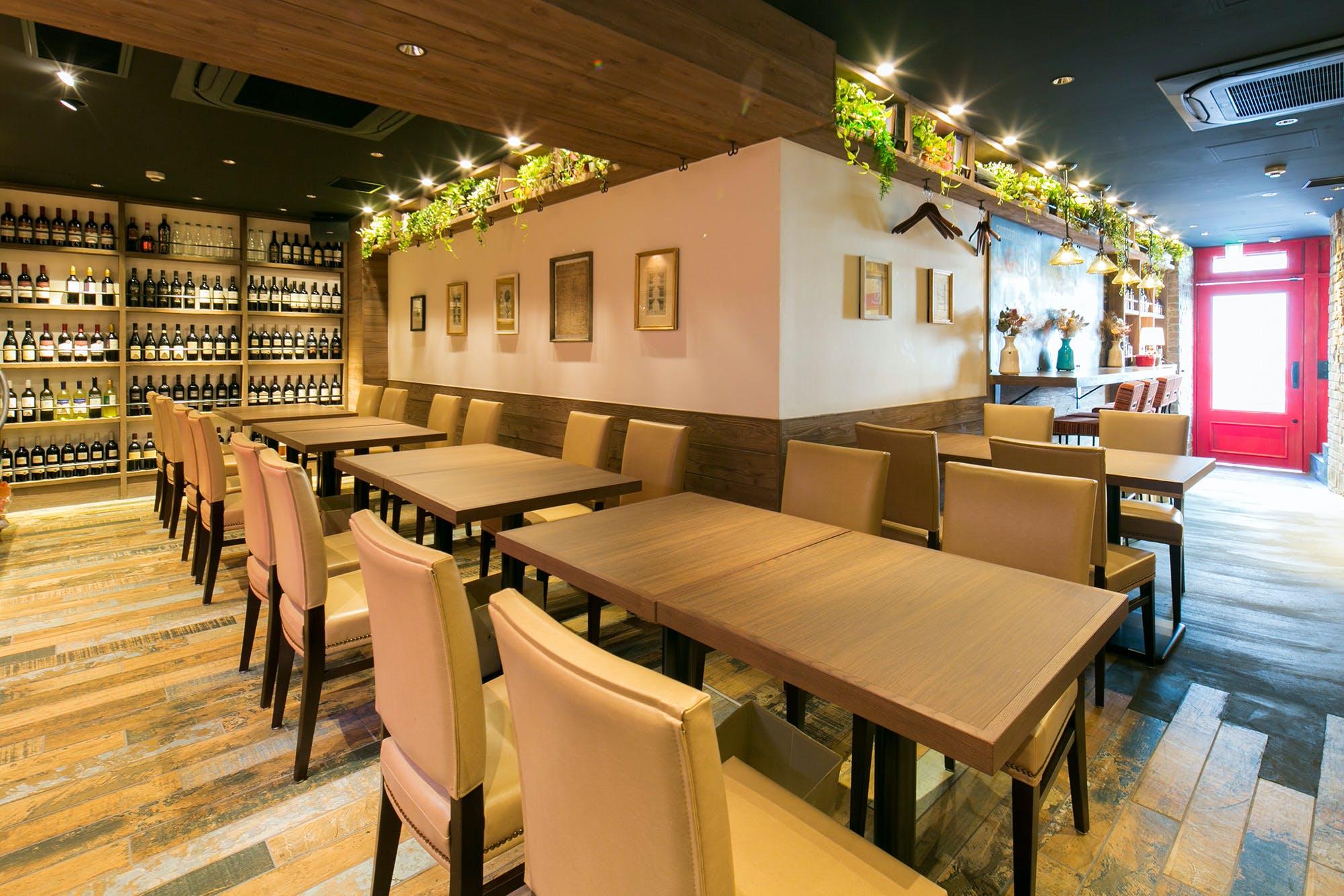 Pizzeria & Bar LOGIC 天王寺
