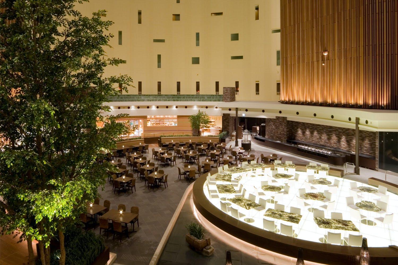 レストラン ファインテラス/東京ベイ舞浜ホテル