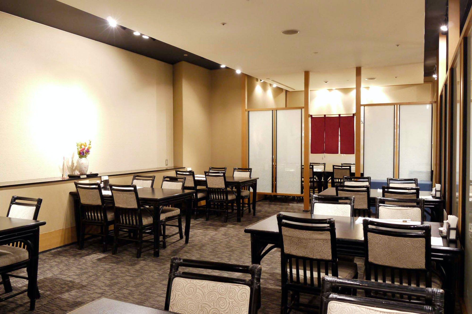 日本料理 折鶴/ホテル日航大分 オアシスタワー