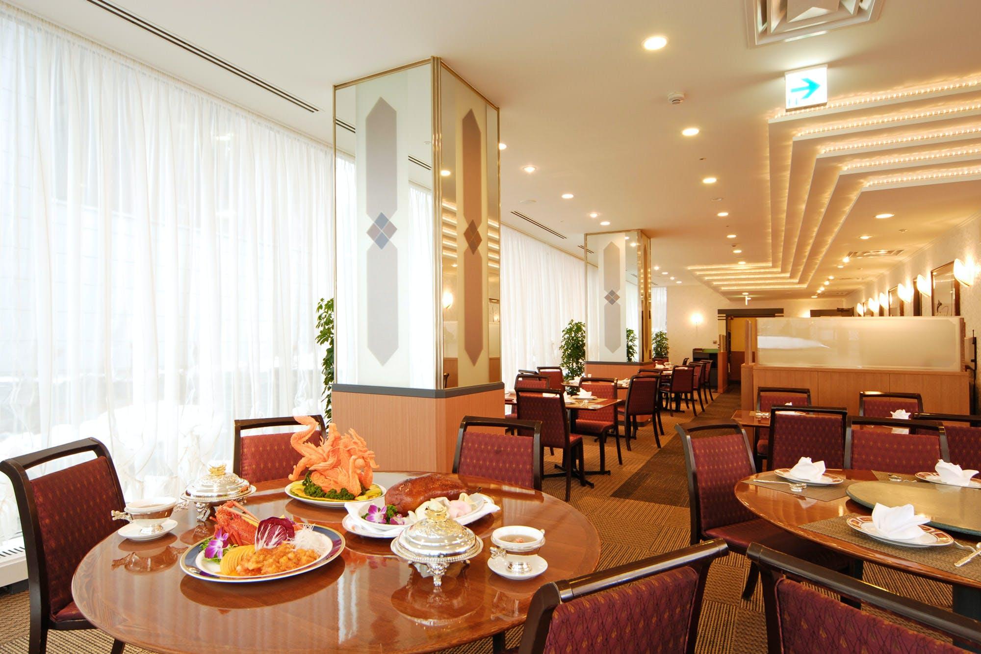 中国料理 緑花/札幌ビューホテル 大通公園
