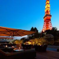 カフェ&バー タワービューテラス/東京プリンスホテル