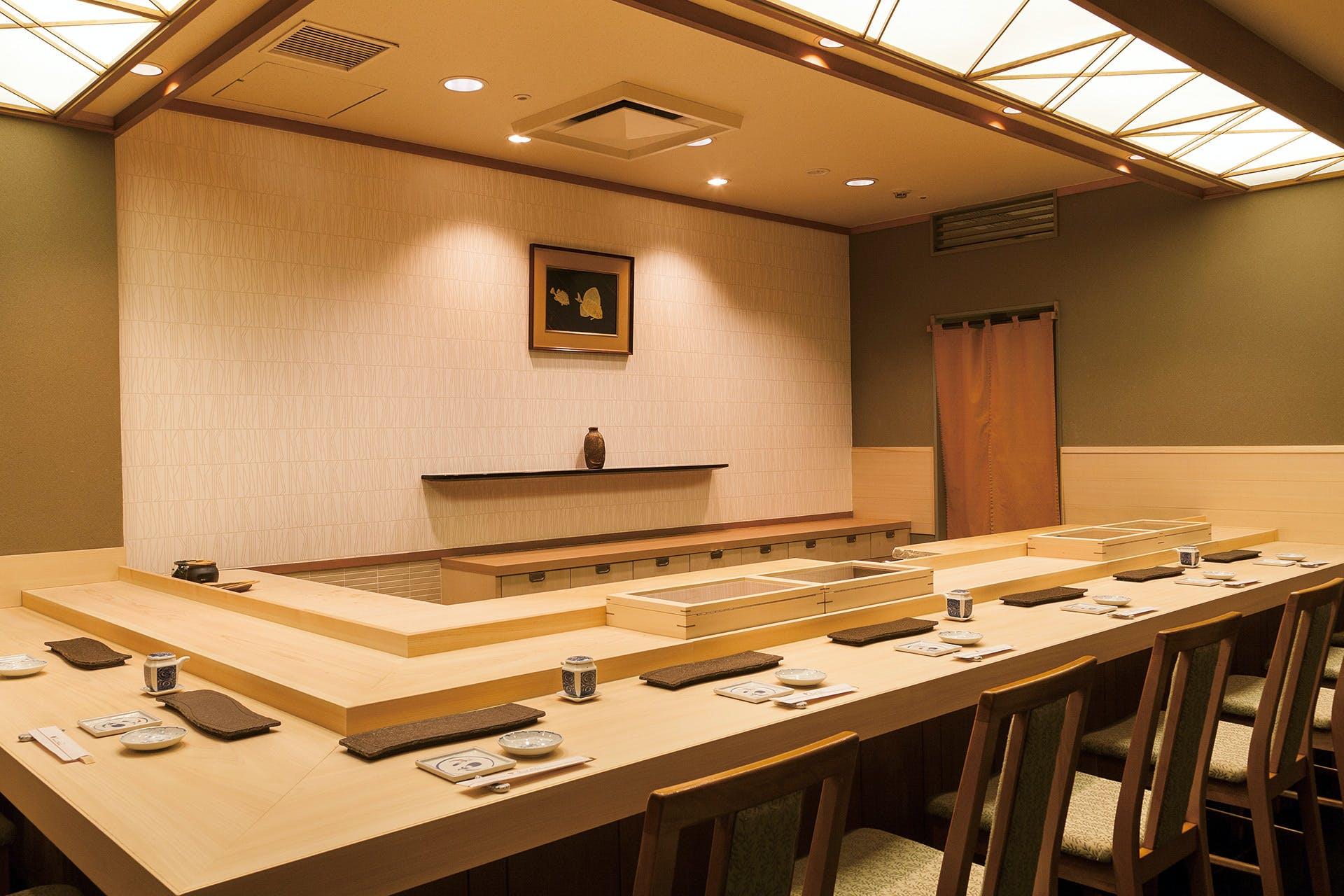 日本料理 千代田/ホテルグランドパレス