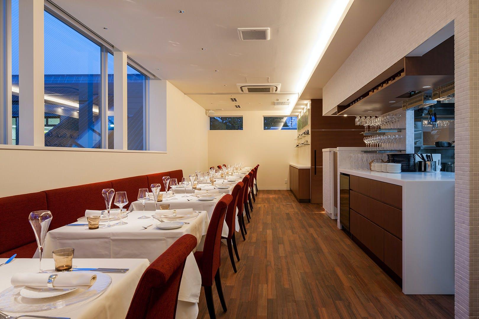 レストラン ペタル ドゥ サクラ