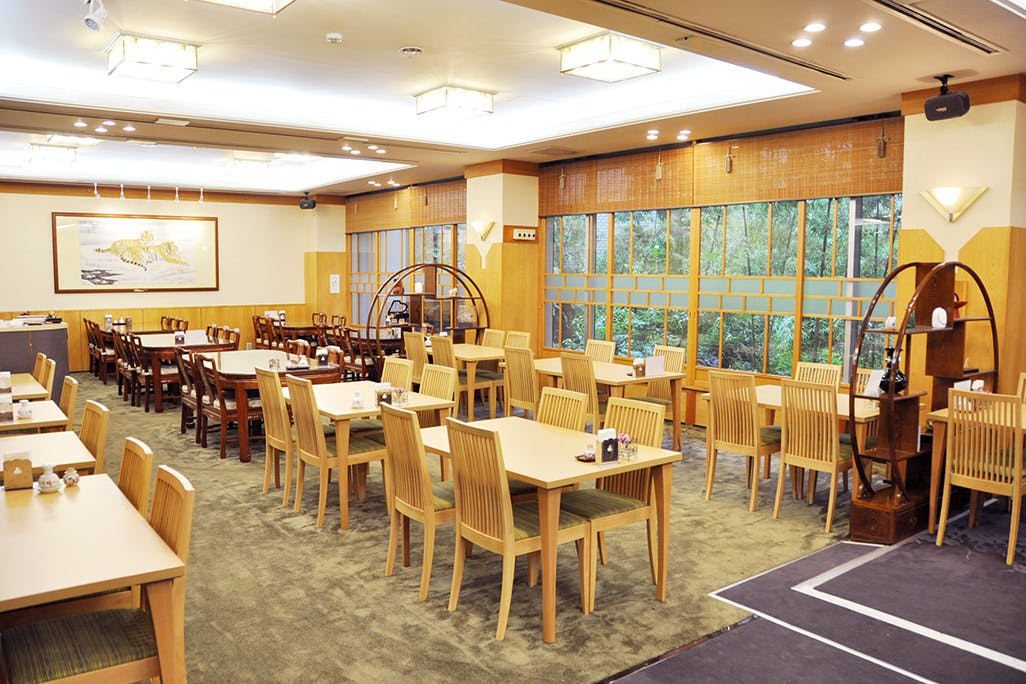 懐石料理 和食 沙羅の木/水月ホテル鴎外荘
