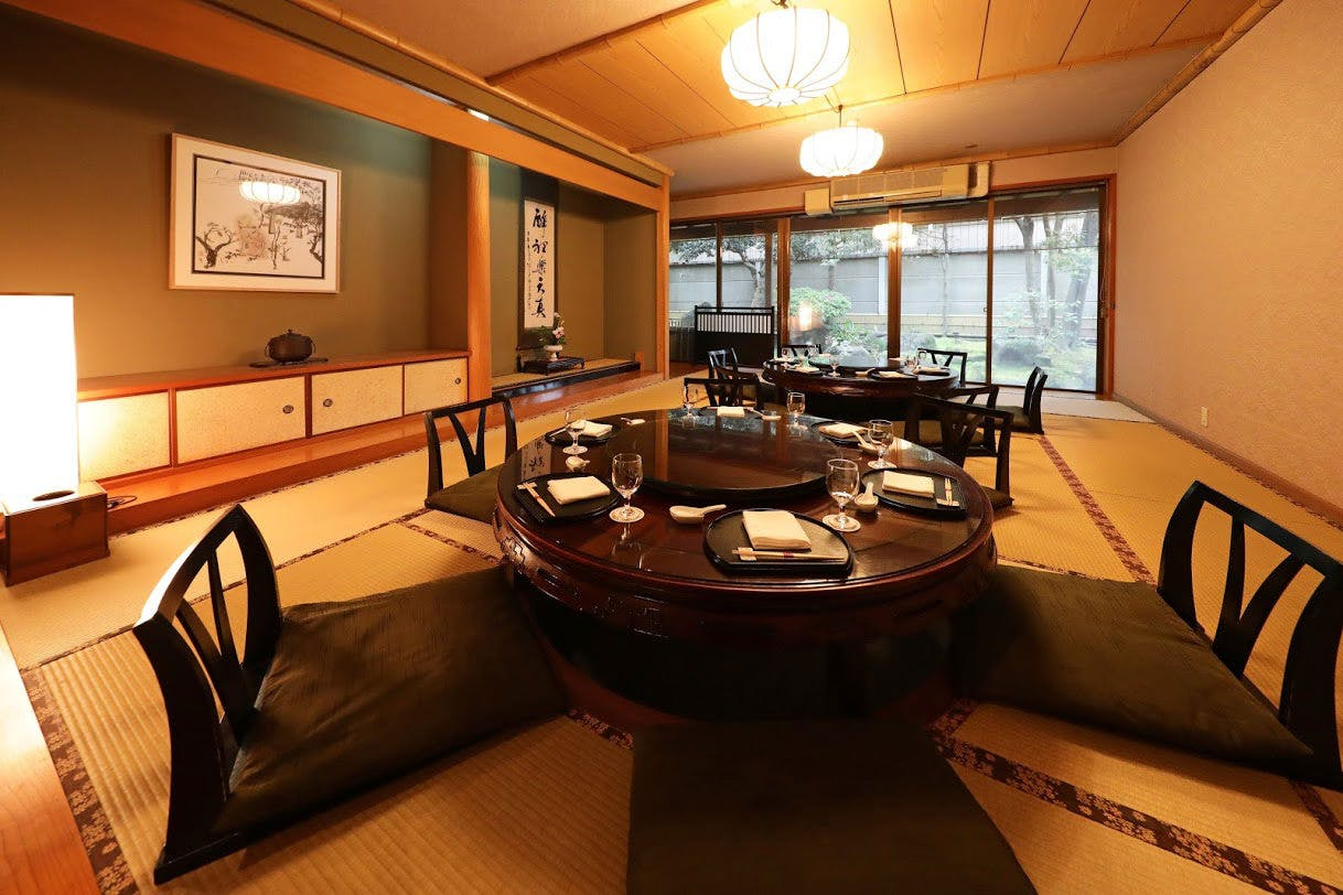 沙山華/奈良ロイヤルホテル