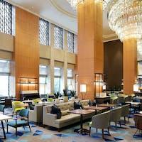ラウンジ「シーウインド」/横浜ベイシェラトン ホテル&タワーズ