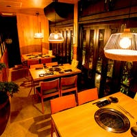 渋谷 焼肉 富士門