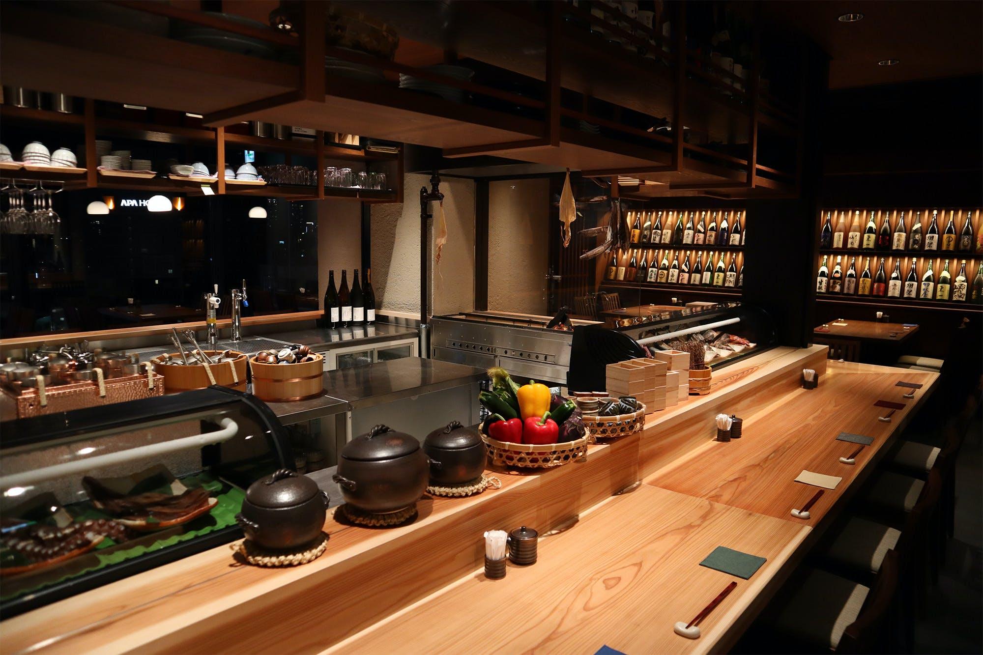 炉端の佐藤 大阪難波店