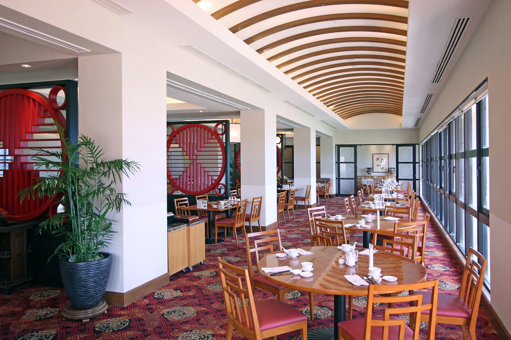 中国料理「金紗沙」/ホテル日航アリビラ