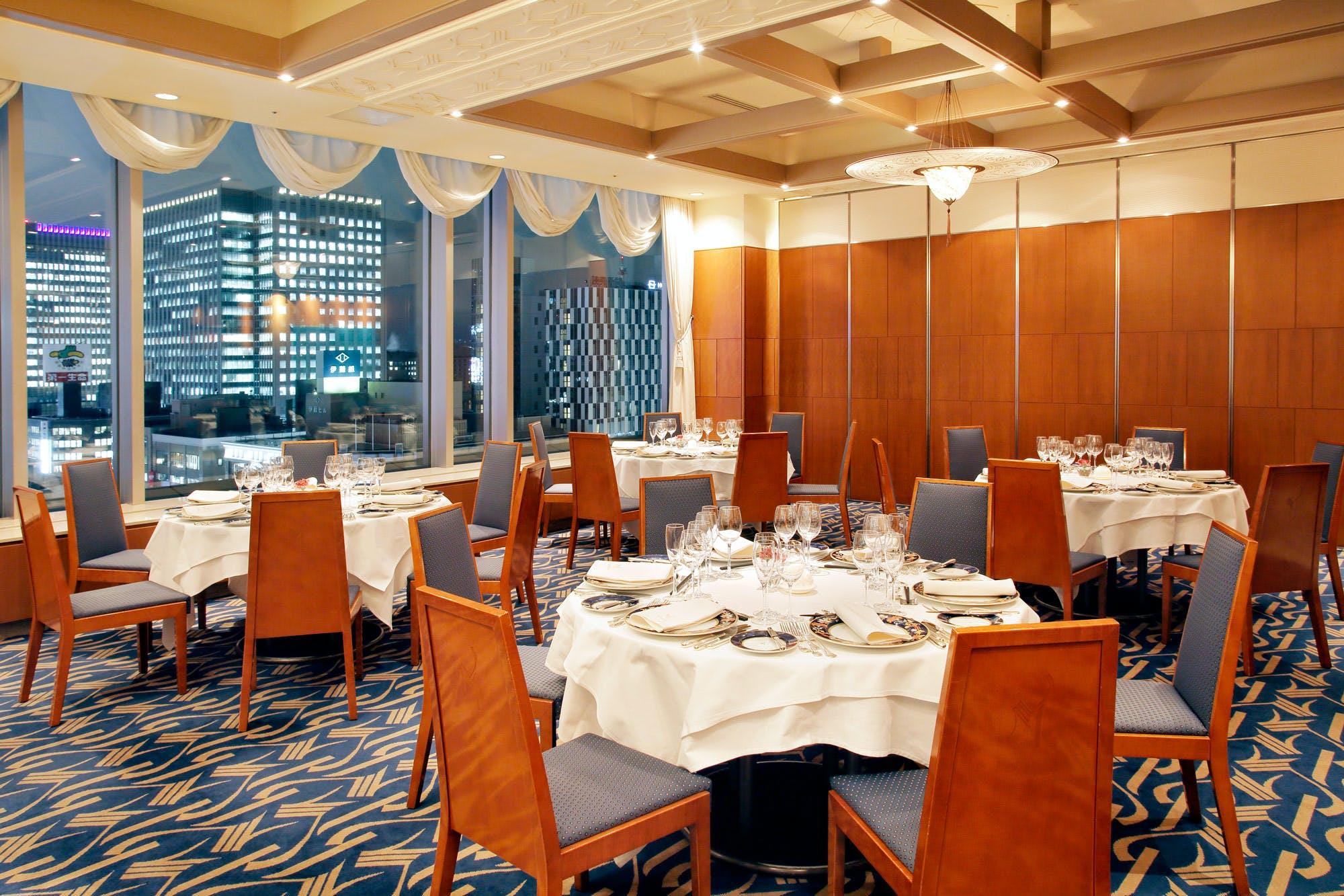 フレンチレストラン「ミクニ サッポロ」/JRタワーホテル日航札幌