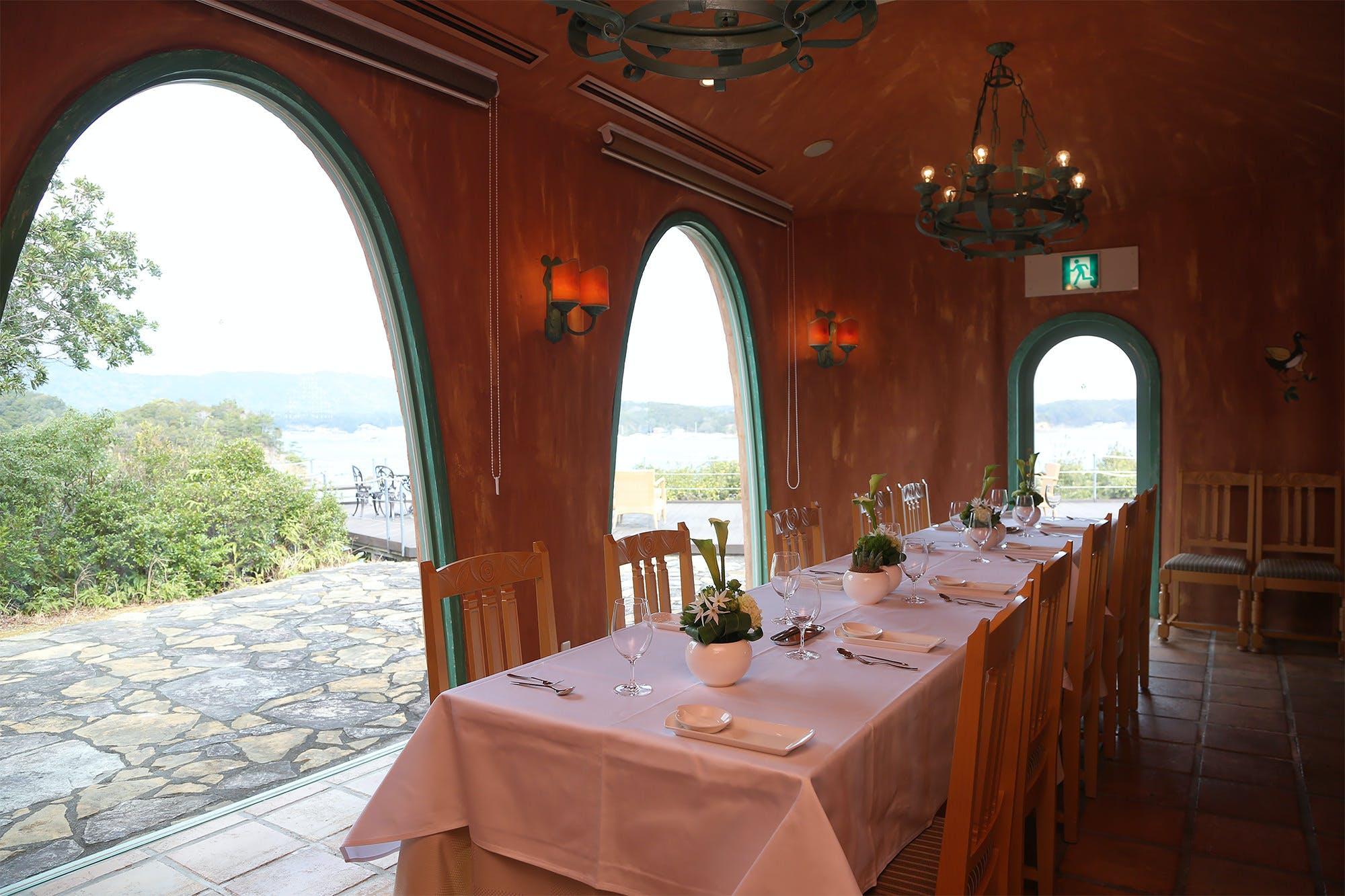 Restaurant Rias by Kokotxa/志摩地中海村